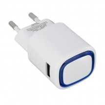 USB Adapter REFLECTS-COLLECTION 500 wit/blauw