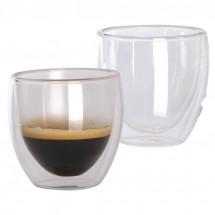 Espresso set - transparant