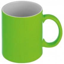 Sublimatiemok in neonkleuren - groen