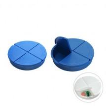 Pillendoosje - blauw