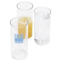 Kunststof Longdrinkglas - transparant