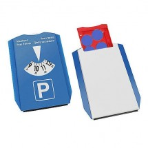 Parkeerschijf - blauw/wit/blauw