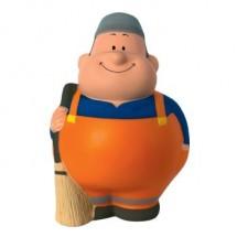 Straatveger Bert® - bont