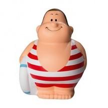 Zwemmer Bert® - bont