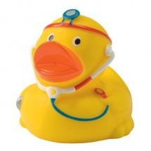 Badeend Dokter - geel