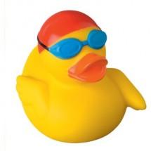 Badeend Zwemmer - geel