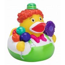 Badeend Clown - bont