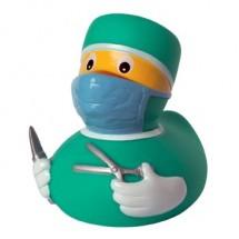 Badeend Chirurg - geel