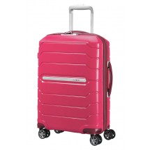 Samsonite Flux Spinner 55 EXP.-Granita Rood
