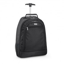 NOTE NOTE Laptoprugzak trolley - Zwart