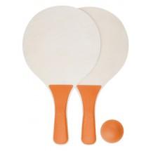 Beachball Set ''Tarik'' - Oranje