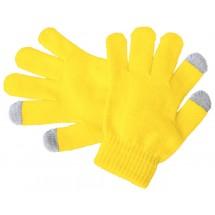 Touch Screen Handschoenen Voor Kinderen ''Pigun'' - Geel