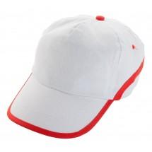 Baseballcap ''Line'' - Wit