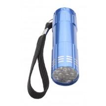 aluminium zaklamp ''Spotlight'' - blauw