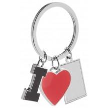 Sleutelhanger  ''I Love''