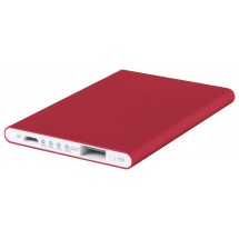 Power Bank ''Telstan'' - Rood