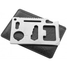 """Multi tool """"Gyver"""" - zilver"""