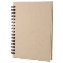 Notitie Blok ''Emerot'' - Beige