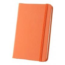 Notieboek ''Kine'' - Oranje