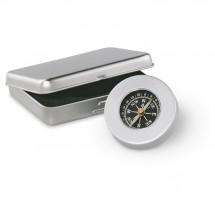 Kompas TARGET - mat zilver
