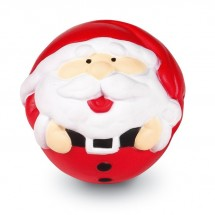 Anti-stressbal Kerstman SANLAX - multicolour