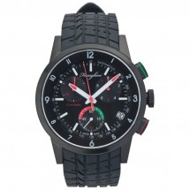 Ferraghini horloge CENTURIO - zwart