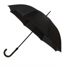 Falcone® luxe paraplu, automaat, windproof-zwart
