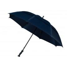 Falcone® golfparaplu, windproof-blauw