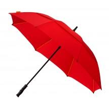 Falcone® hoge kwaliteit golfparaplu, automaat-rood