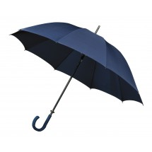 Falcone® paraplu, 10 banen, windproof-blauw