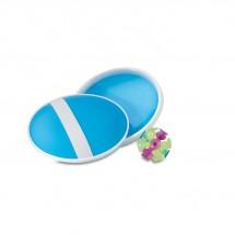 Balspelletje met zuignappen CATCH&PLAY - blauw