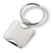 Sleutelhanger SIMPLIS - zilver