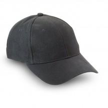 Baseball cap met sluiting NATUPRO - zwart