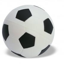 Anti-stress voetbal GOAL - wit/zwart