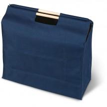 Boodschappentas MERCADO - blauw