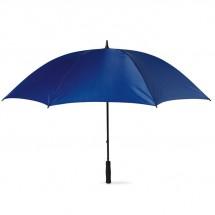 Windbestendige golfparaplu GRUSO - blauw