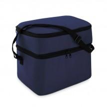 Koeltas polyester 600D CASEY - blauw