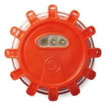 Auto alarmlamp met LED licht 5LIGHTS - oranje