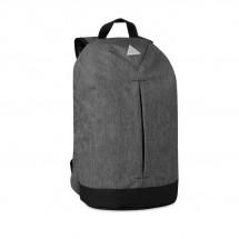 Diebstahlsicherer Rucksack MILANO - schwarz