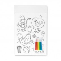 Magneetstickers MAGCOLOUR - white