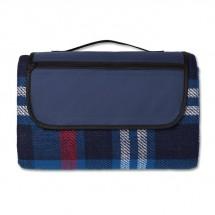 Opvouwbaar picknickkleed CENTRAL PARK - blauw