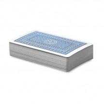 Klassieke speelkaarten ARUBA - blauw
