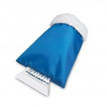 IJskrabber met handschoen WARMIX - blauw
