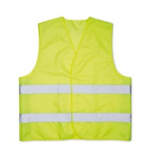 Veiligheidsvest VISIBLE - geel