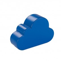 Anti-stress wolkvorm CLOUDY - blauw