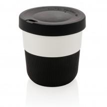 PLA cup coffee to go 280ml, zwart - zwart