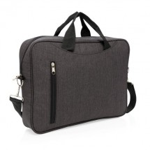 "Basic 15"" laptop tas, zwart"