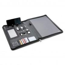 Air draadloos oplader portfolio A4, zwart