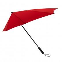 STORMaxi® aërodynamische stormparaplu-rood