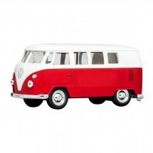 Modelauto VW T1 1:38 RED